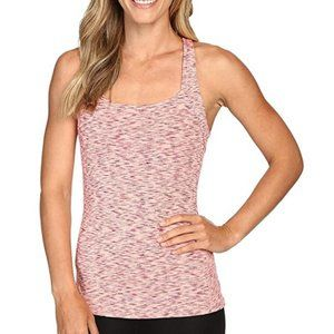 Lucy Rose Gold Space Dye Fitness Fix Tank Top